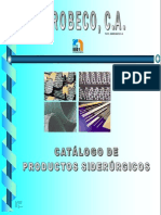 Catalogo Estructural Hierrobeco