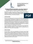 Información Oportuna Sobre La Balanza Comercial de Mercancías de México Durante Abril de 2014