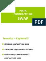 Participantii(Partile) in Contractul Swap
