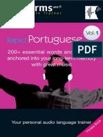 Booklet Portuguese