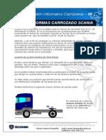 Normas Carrozado Scania