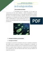 ecología microbiana