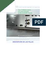 Sony TV Chasis AA-1 - Informe Relacionado a Fallas en La Unidad de Sintonía TU101 Que Incluye Etapa Detectora de Audio