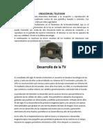 Historia y Evolucion de La Tv