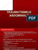 Traumatism e