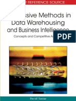 Data Warehousing and Business Intelligence