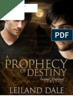 LD - Profecia Antiga - 01 - A Profecia Do Destino