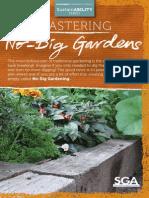 No-Dig Gardenng Fact Sheet