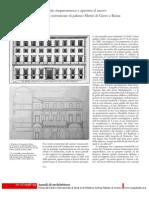 Palladio Costruttore 8 Eredità Cinquecentesca e Apertura Al Nuovo Nella Costruzione Di Palazzo Mattei Di Giove a Roma