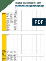 Ejemplo de Planificación Anual