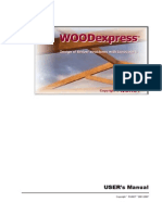 Wood Express Manual