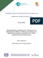 Curso - LS y NC en La Administracion Publica