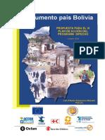 Propuesta para el VI Plan de Acción del Programa DIPECHO (2008)