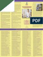 Flyer for Pharmacist Human 86