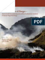 El Manejo Integral Del Fuego