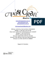 Catalogo Afastclean 2014 Nuevo