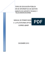 Correomep Manual Para Configuracion 1