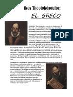 Doménikos Theotokópoulos, El Greco
