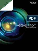 Manual Para Vegas Pro 11 -Esp