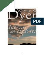 Dyer Wayne La Fuerza Del Espíritu Doc