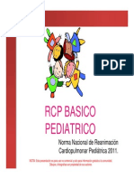 RCP - niños