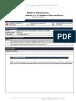 CMAC ICA - Reporte de Estrategia de Migracion de Directorio Activo