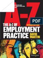 The a to Z of Employment Practice