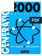 Generation 2000. Workbook 3