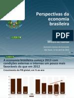 Perspectivas Para a Economia Brasileira_abril2013_Mantega_MF