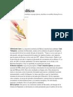 25-05-2014 Excelsior - Frentes Políticos.