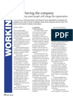 Ordinary Smart People Will Change the Organization, Part 3 (FREE pdf)