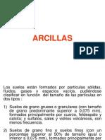 Las Arcillas - Quimica