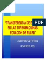 5.-Transferencia de Energia (Ecuac