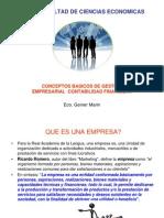 Exposicion de Gestion Empresarial Basica