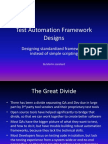 testautomationframeworkmeetup-110629164520-phpapp01