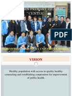 Tawanghin Primary Health Center