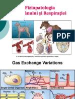 Fiziopatologia Pulmonului Si Respiratiei (1)