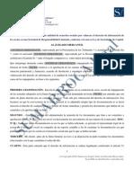 121122 Demanda de Nulidad de Acuerdos Sociales Por Impugnar Derecho de Info Del Socio de Srl 2