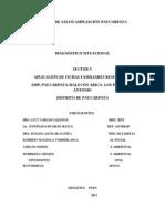 Diagnostico Situacional Sector v (1)