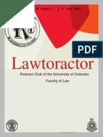 The Lawtoractor