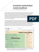 Search Engine Optimization Starter Guide Hu 1