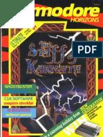 Commodore Horizons Issue 17 1985 May