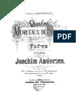 Andersen 4 Morceaux Op51