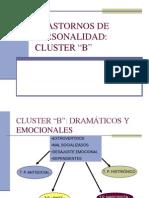 Modulo-7 Trastornos de Personalidad Cluster b