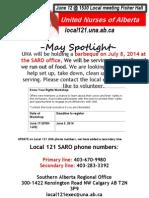 May Spotlight