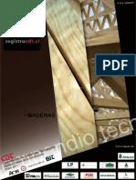 Compendio Tecnico de Materiales Maderas