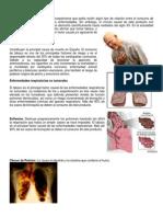 Tabaco y Enfermedades