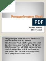 Penggolongan Obat.pptx