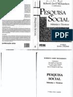 01-Richardson - Pesquisa Social - MÇtodos e TÇcnicas.pdf.PdfCompressor-643562