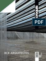 El Croquis 162 - RCR Arquitectes